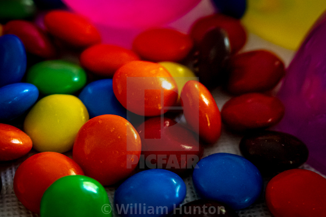 """Colorful Candy"" stock image"