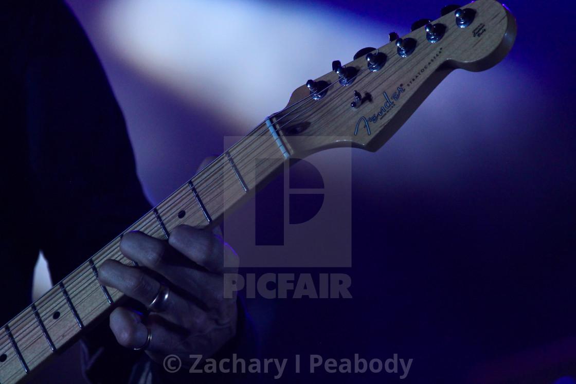 """Stratocaster Neck"" stock image"