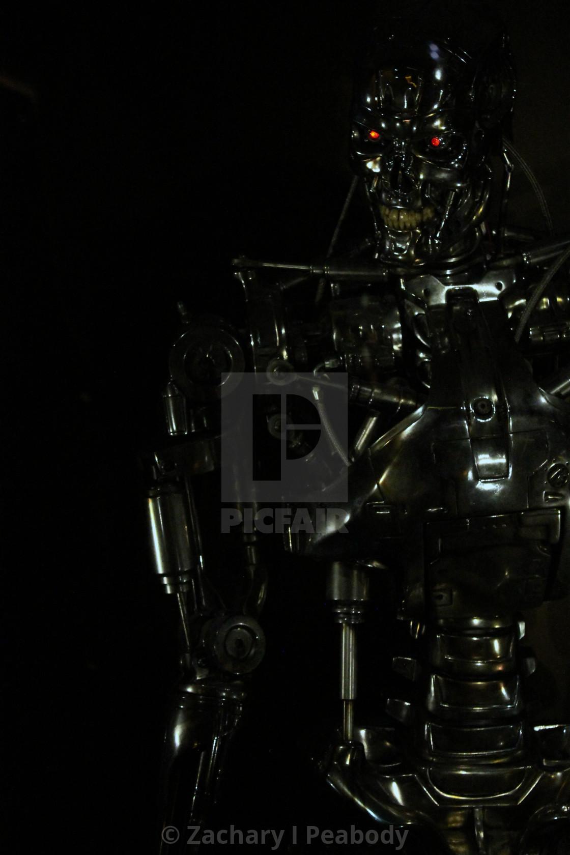 """Terminator"" stock image"
