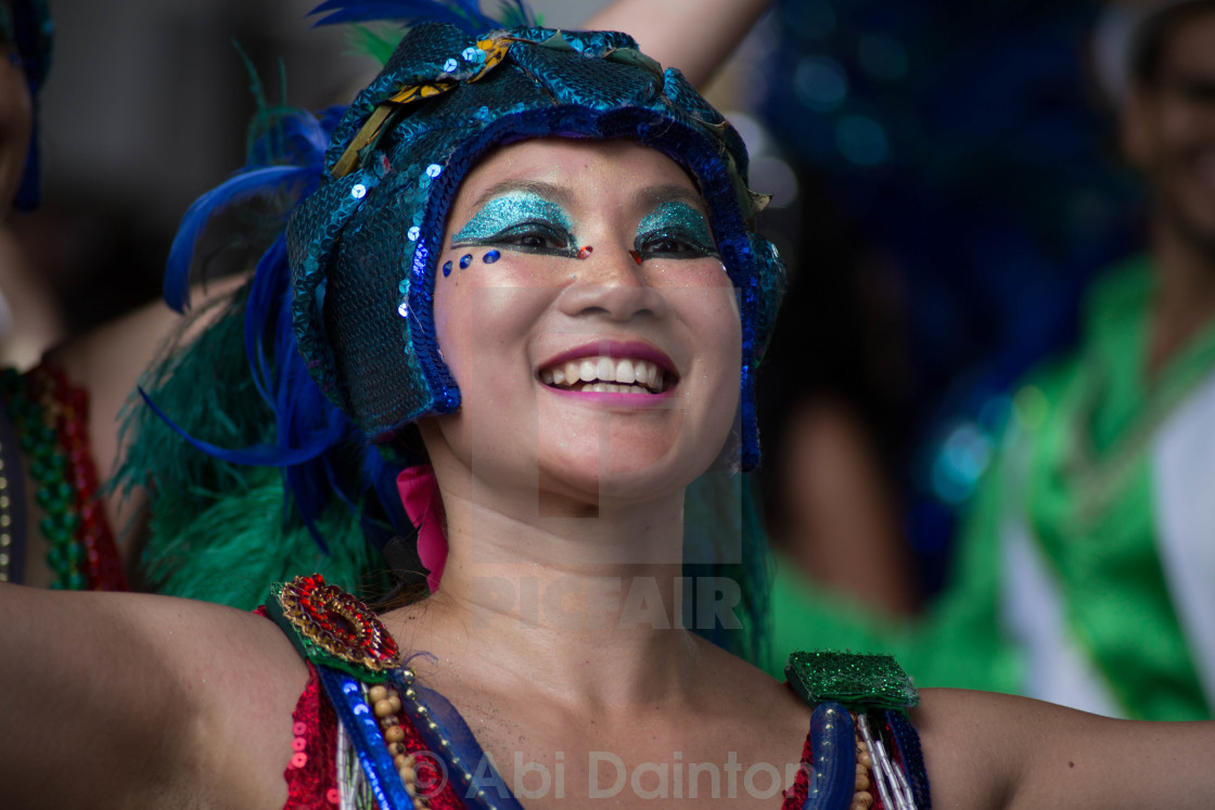 """Notting Hill Carnival"" stock image"