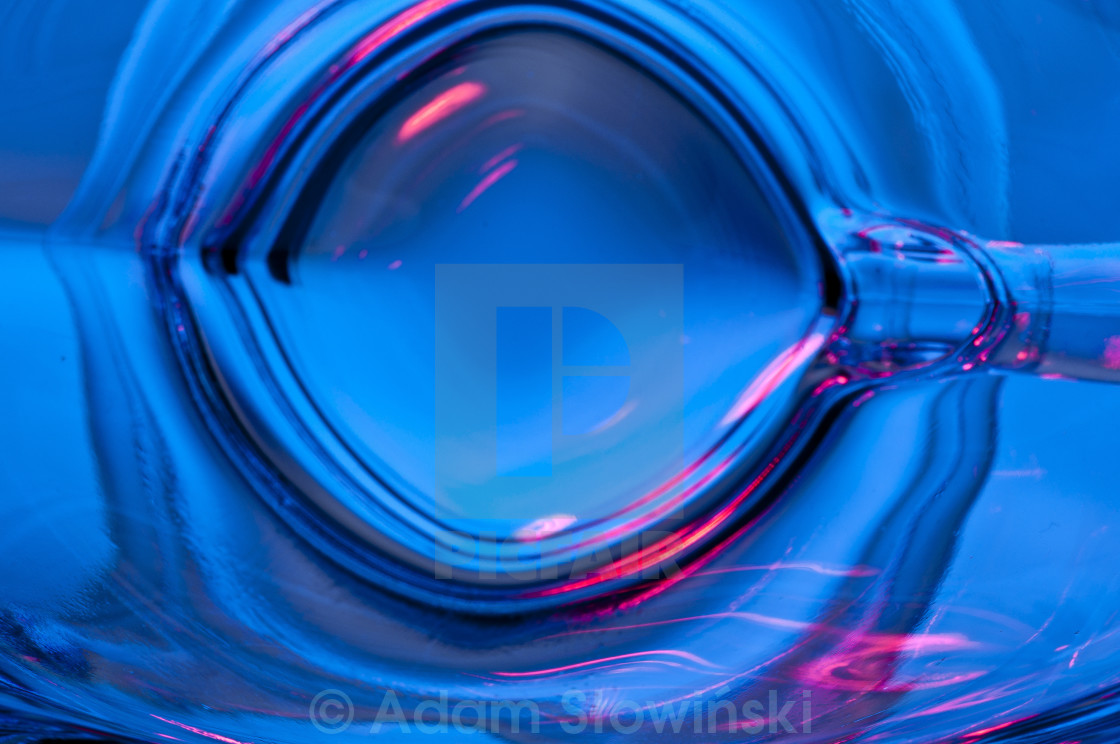 """glass & light 4"" stock image"