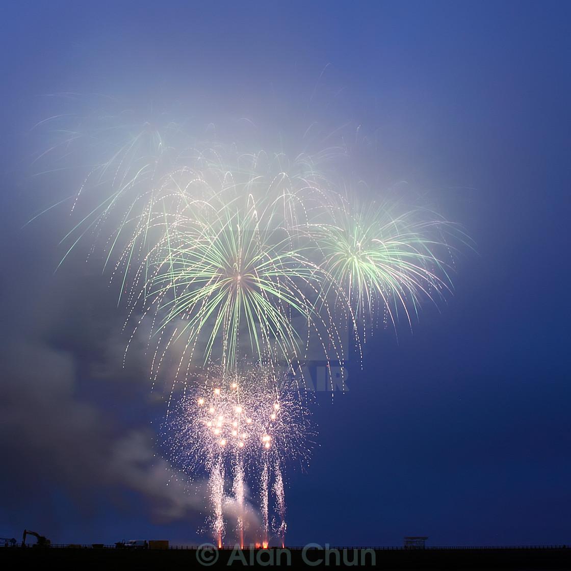 """Fireworks 1"" stock image"