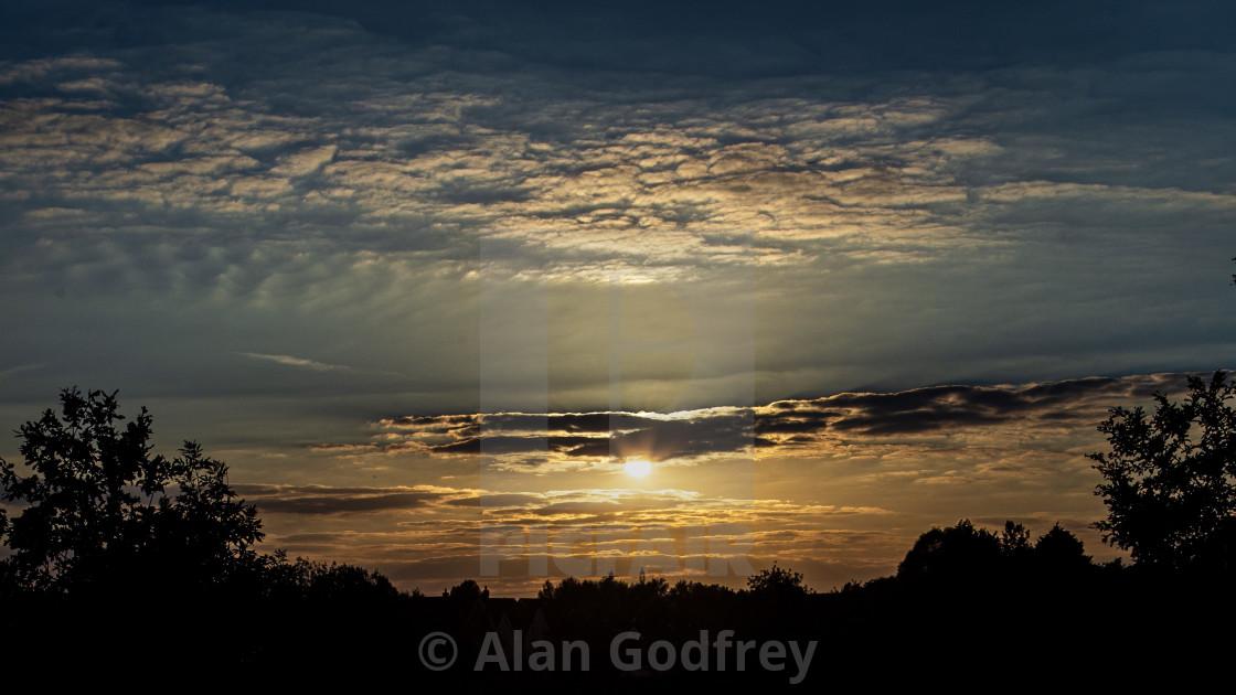 Sky Aglow