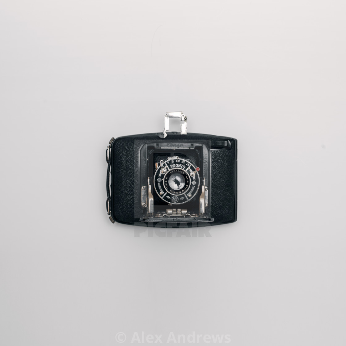 """Ebner Albert Bakelite Camera"" stock image"
