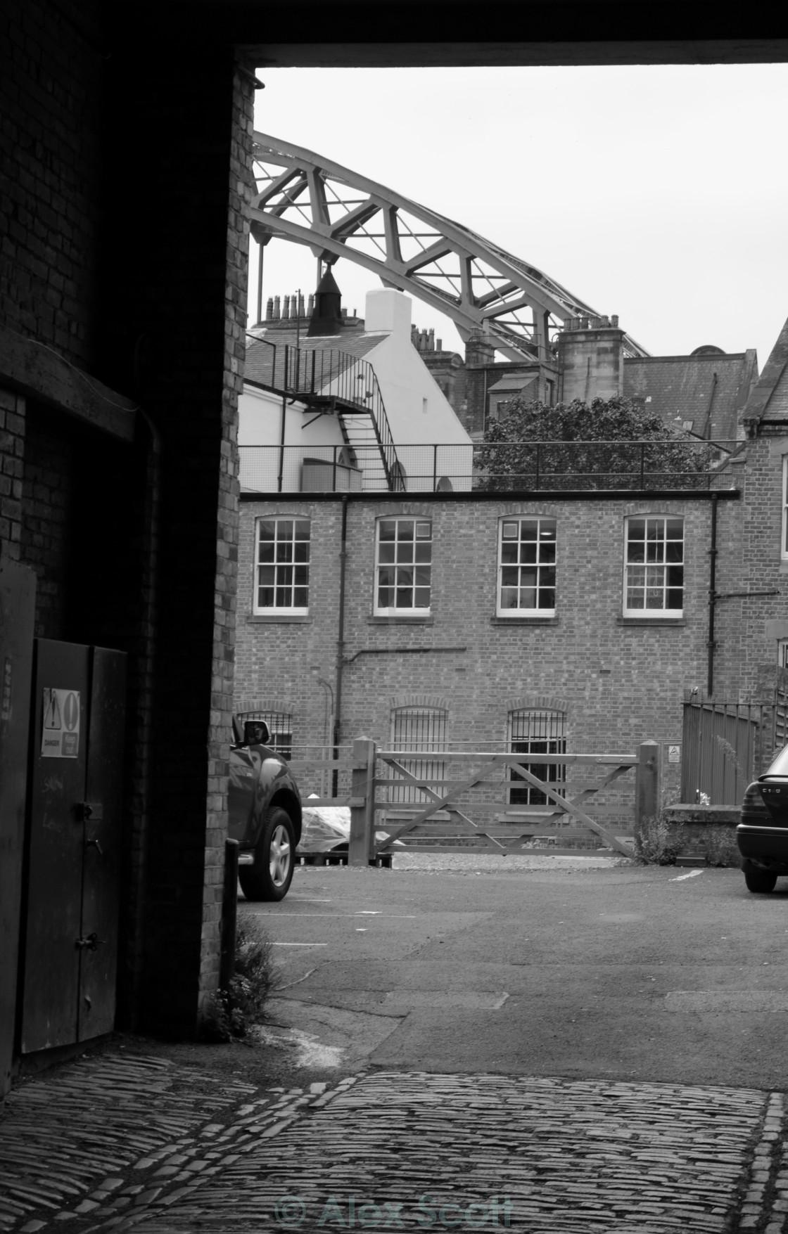 """Tyne Bridge 5"" stock image"