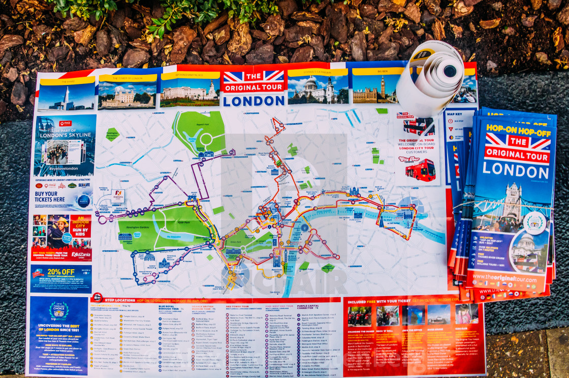 Map Of Central London To Print.Map Of Central London Tours Sponsored By A London Original Tour