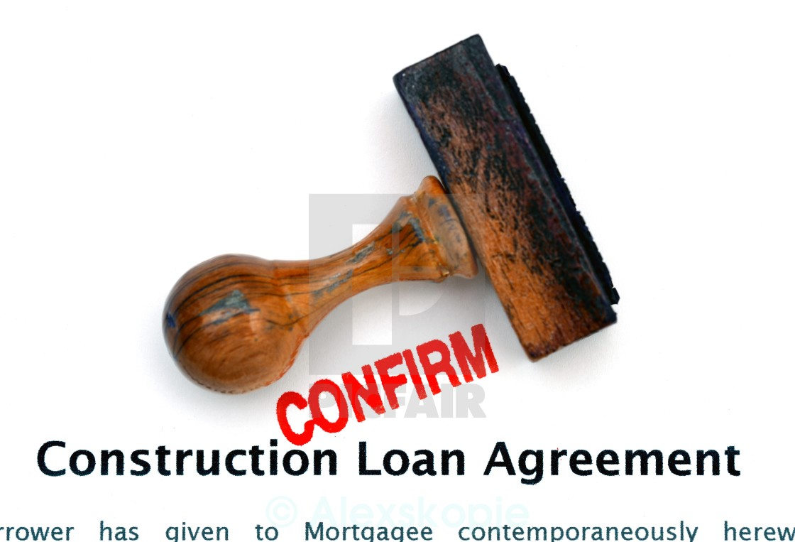 Building Loan Contract Images Picfair Search Results