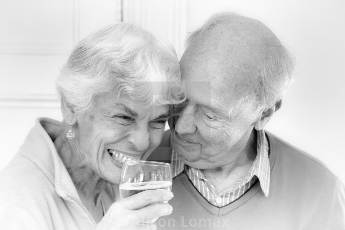 """60 Years Together"" stock image"