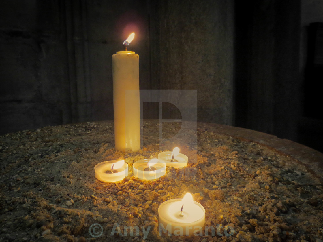 """""""Candles"""" stock image"""