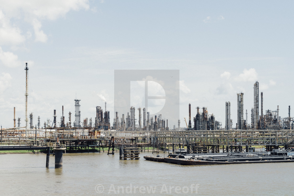 """""""Industry of New Orleans"""" stock image"""