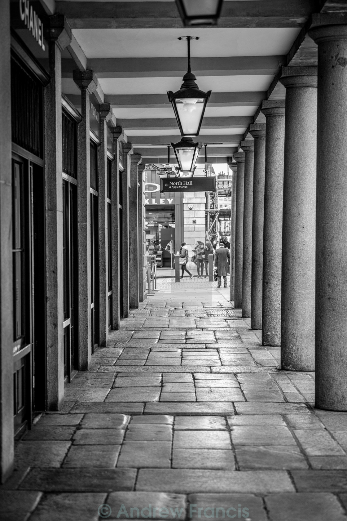 """Covent Garden, London"" stock image"