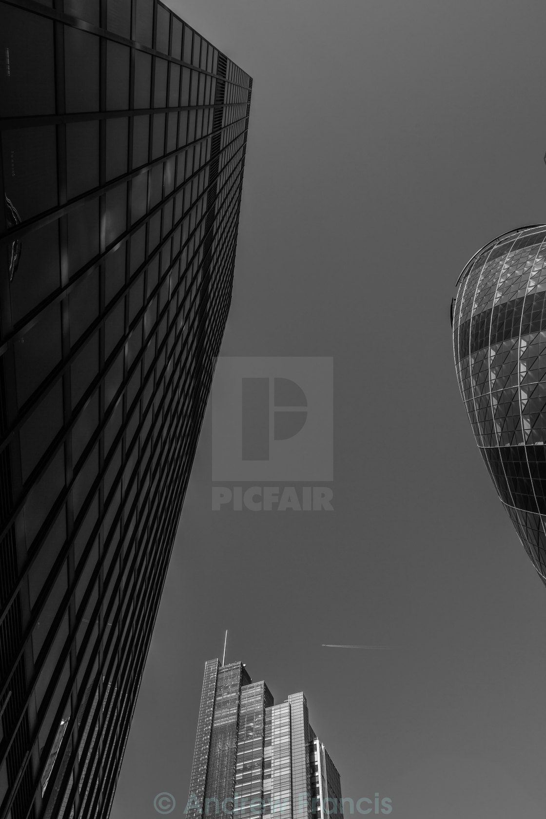 """City of London Architecture"" stock image"
