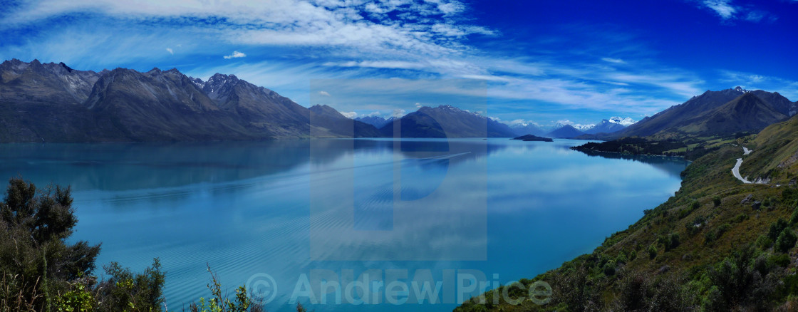 """Ripples on the Water"" stock image"