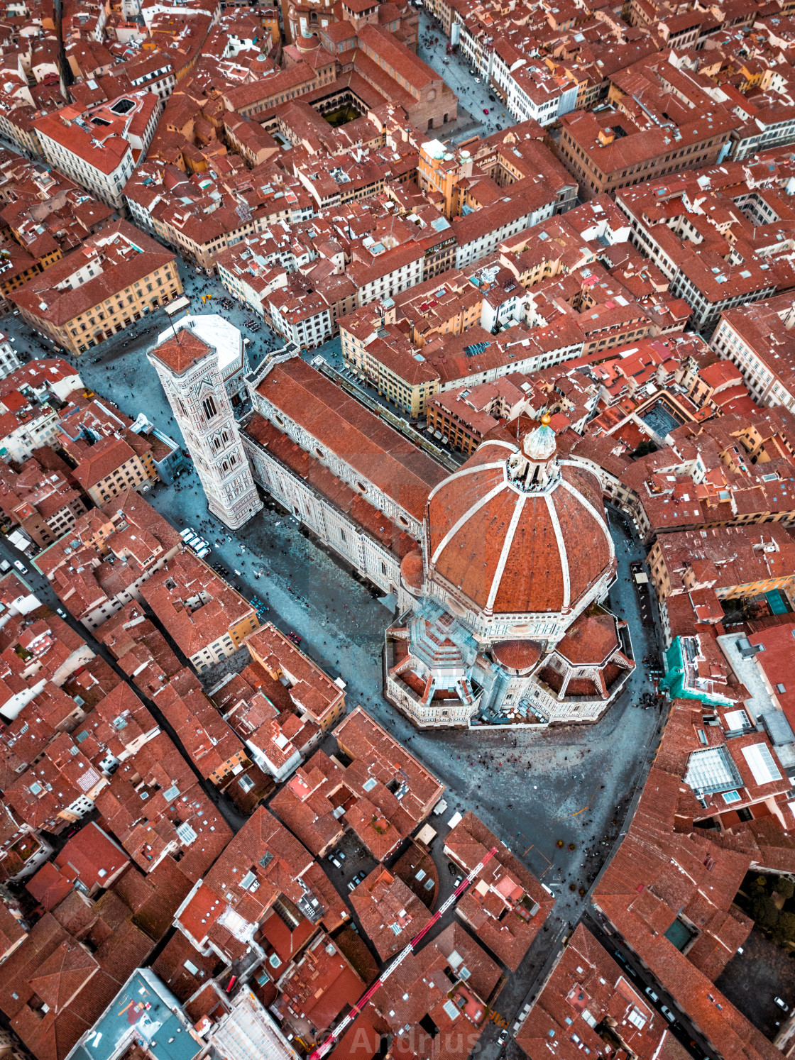 """Florence Cathedral"" stock image"