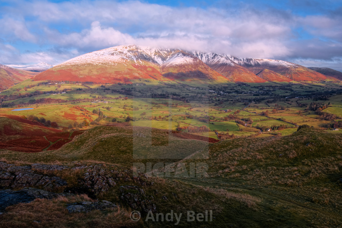 """Blencathra"" stock image"