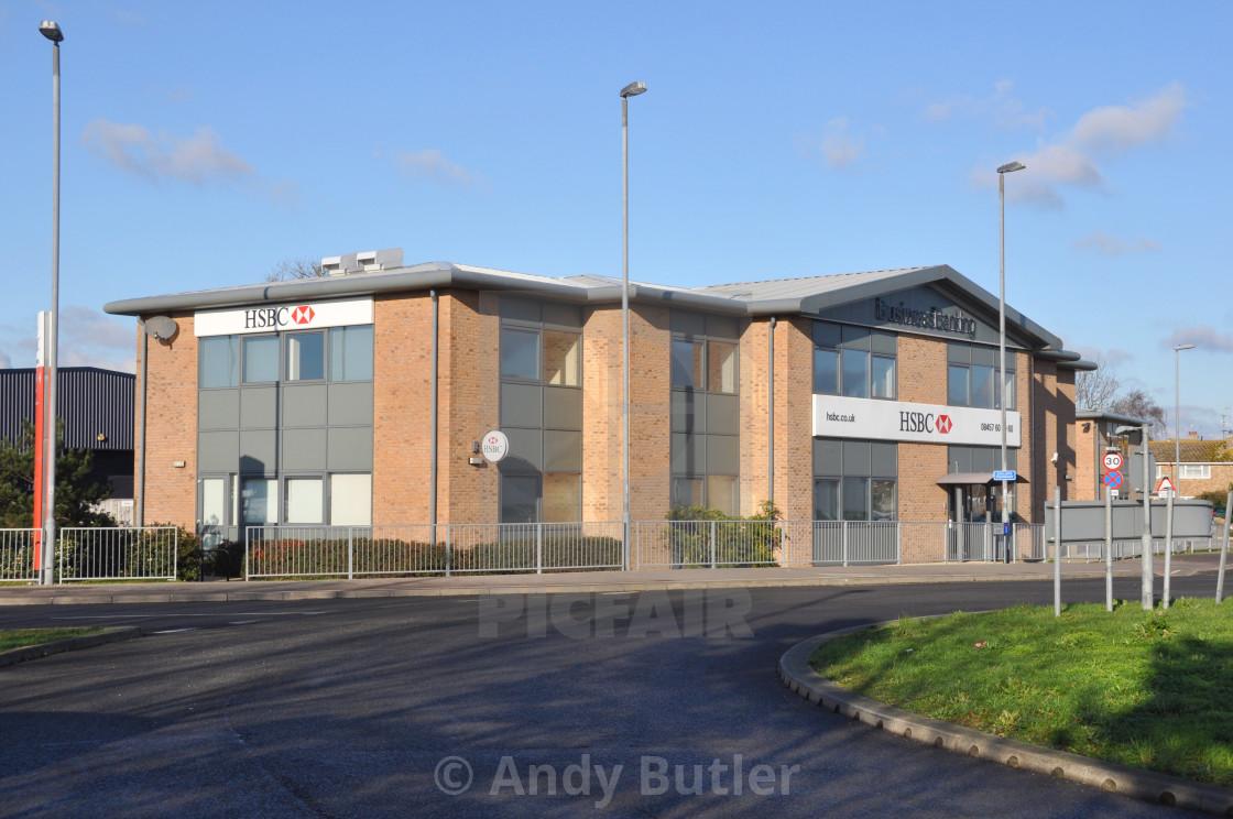 HSBC Business Banking Centre, Eastbourne  - License, download or