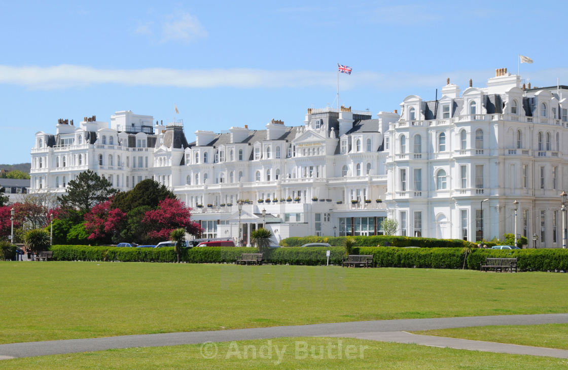 The Grand Hotel, Eastbourne, East Sussex  - License