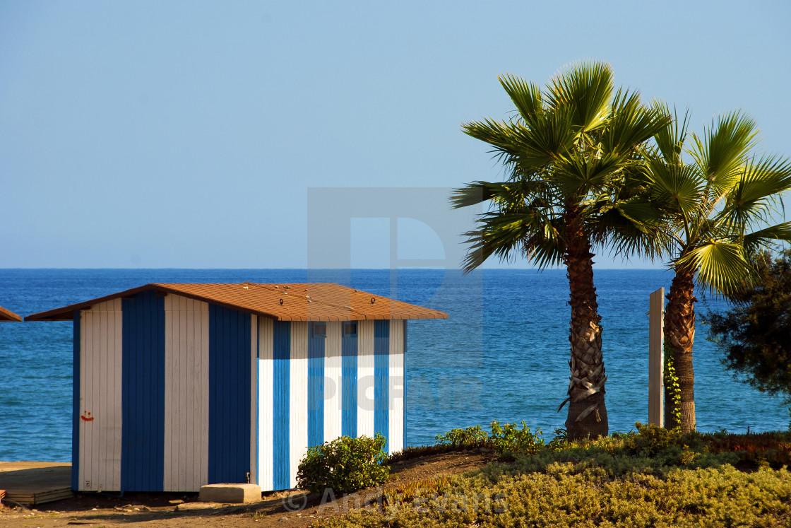 """""""Torrox Costa Andalusia Costa del Sol Spain"""" stock image"""