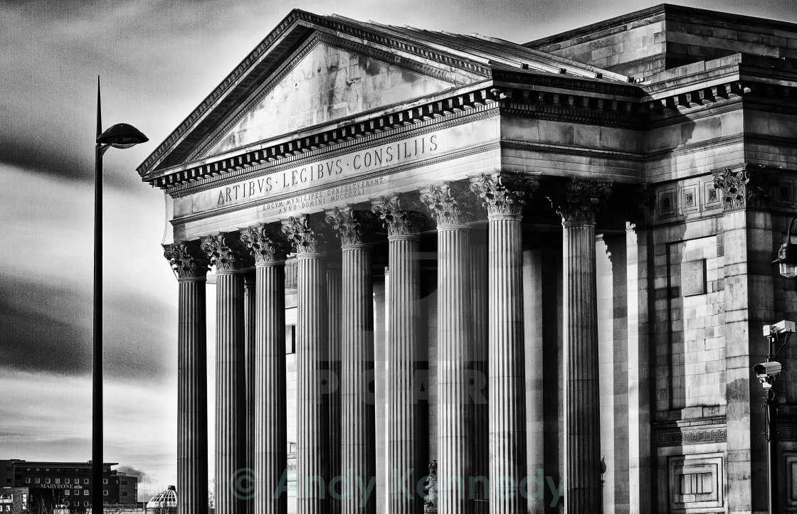 """Neoclassical"" stock image"