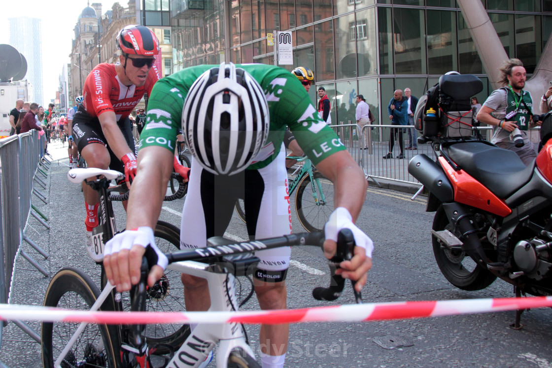 Tour of Britain 2019 Stage 8