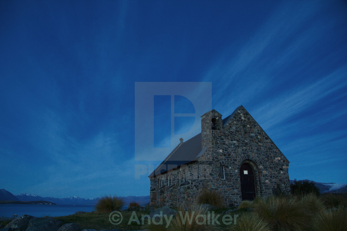 """Church of the Good Shepherd"" stock image"