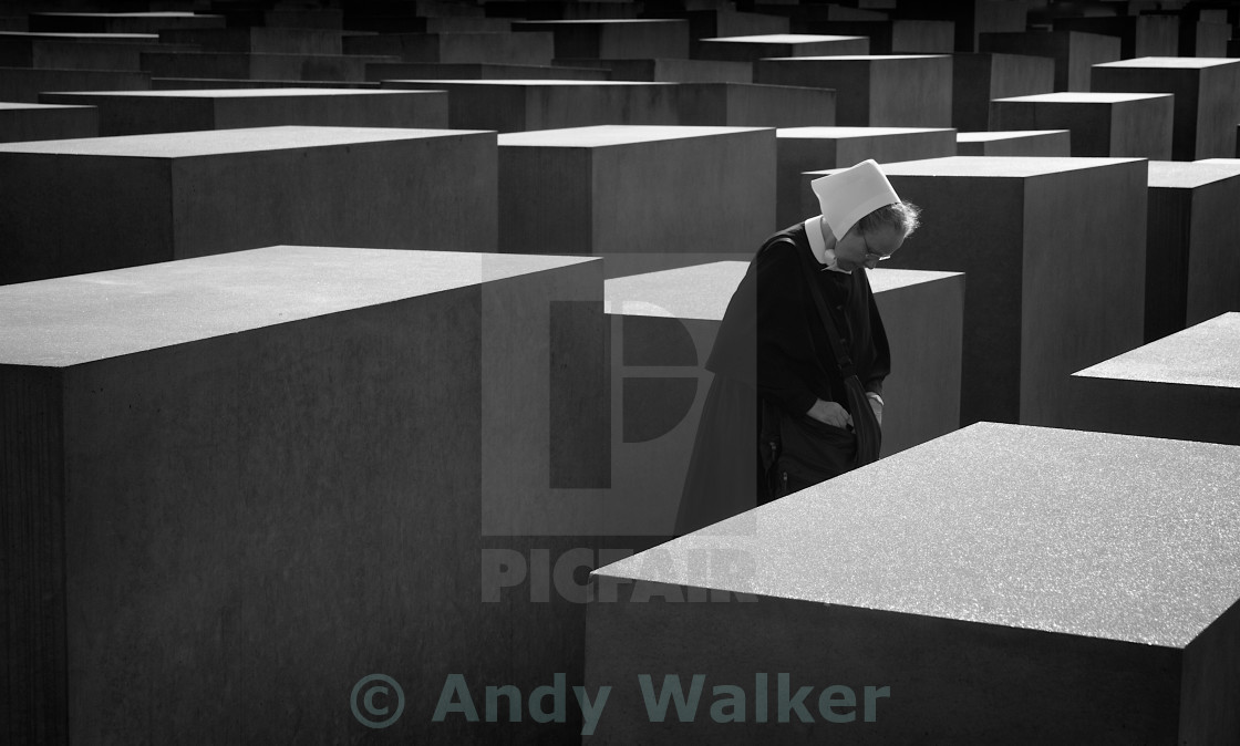 """Contemplation"" stock image"