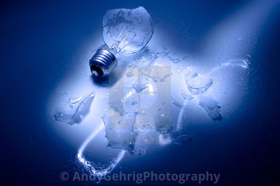 """Light Power"" stock image"