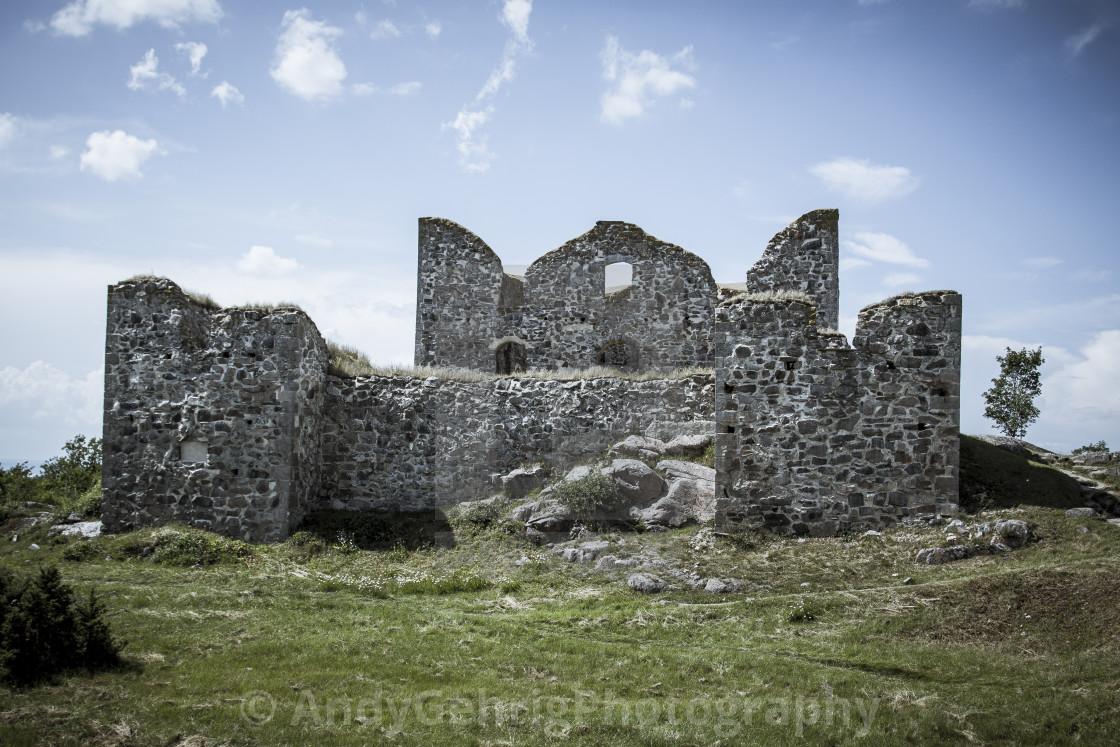 """Ruins"" stock image"