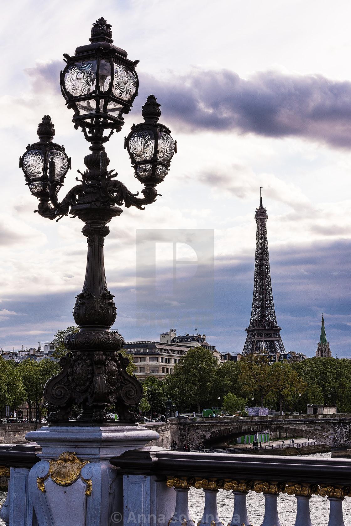 """Parisian style"" stock image"