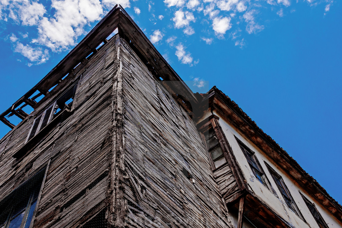 """""""Old house"""" stock image"""