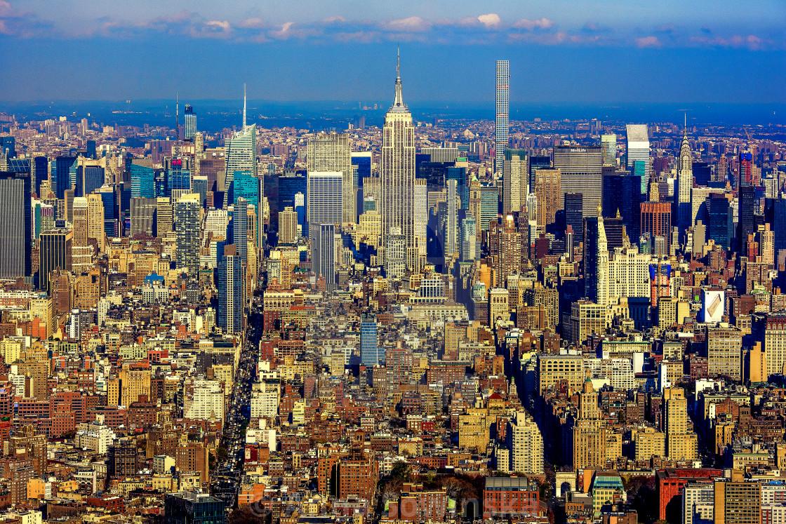 """Big city"" stock image"