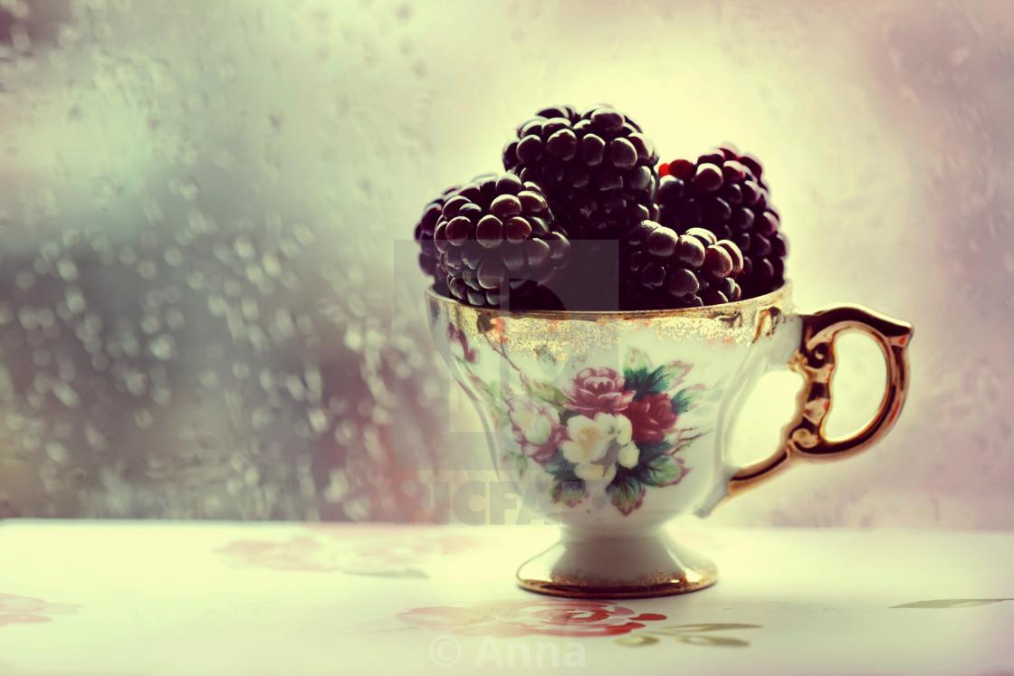 """""""Blackberry"""" stock image"""