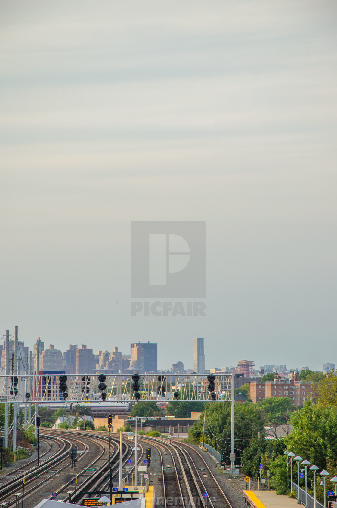 """""""Queens in NYC"""" stock image"""