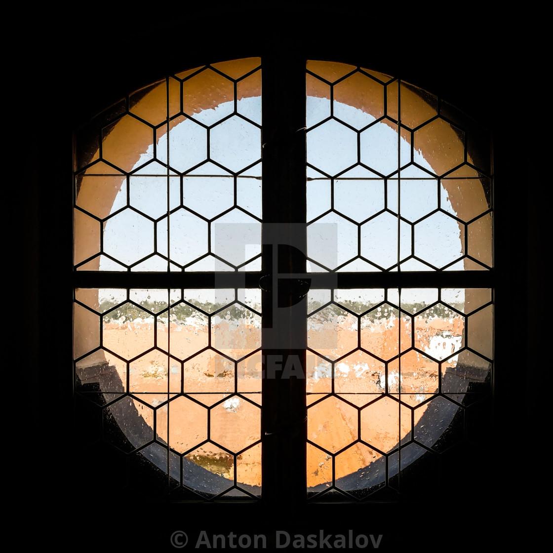 """""""Window shapes"""" stock image"""