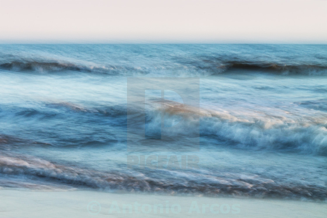 """SeaScape and Movement"" stock image"