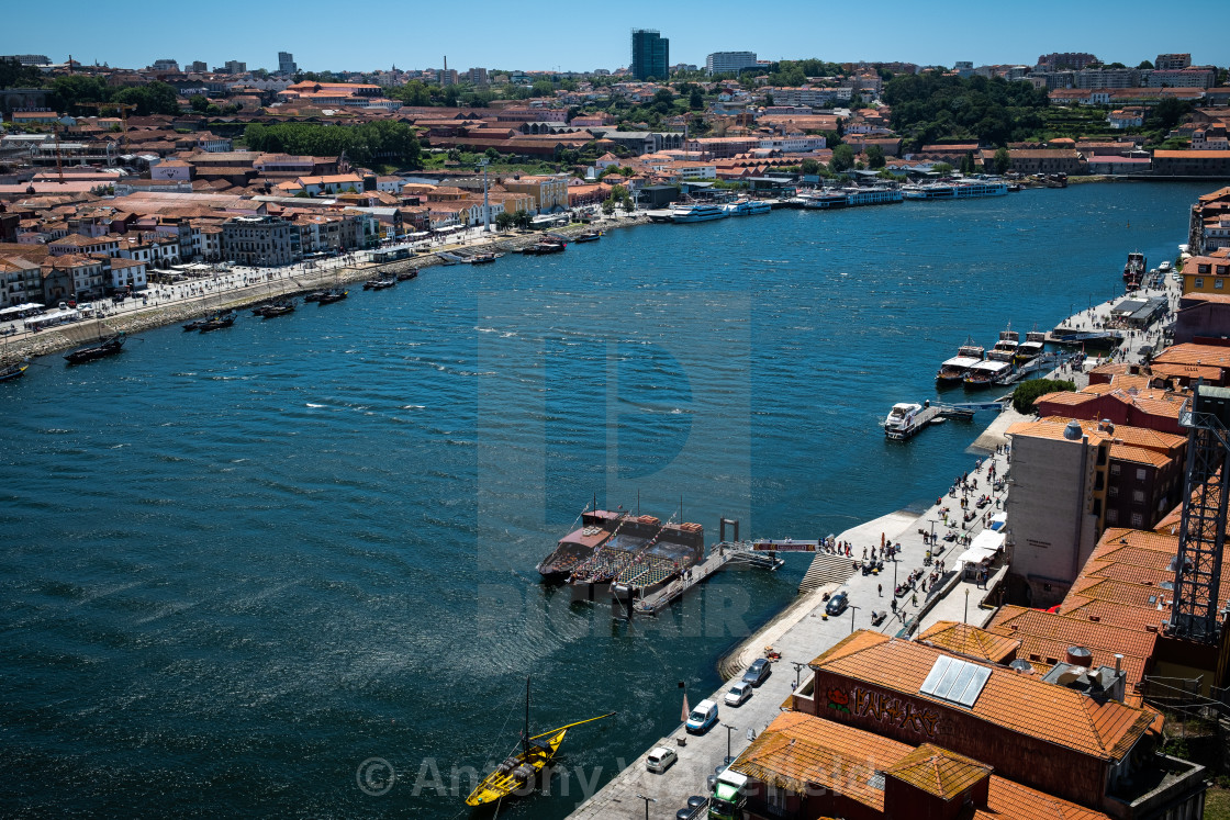 """Porto City 12"" stock image"