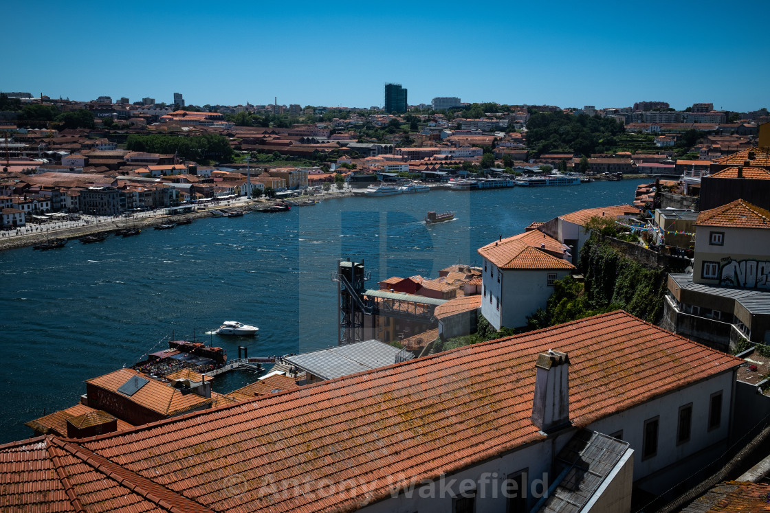 """Porto City 14"" stock image"
