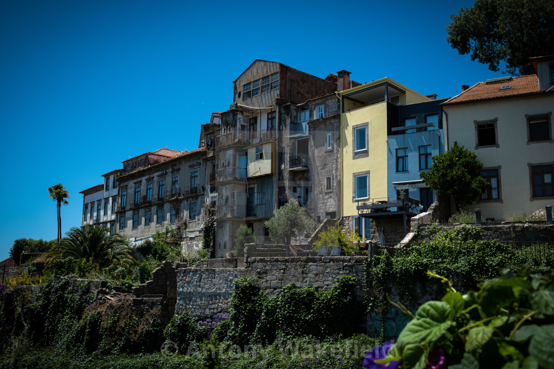 """Porto Houses"" stock image"