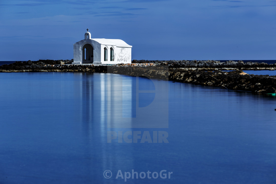 """Georgioupoli - Chania Crete"" stock image"