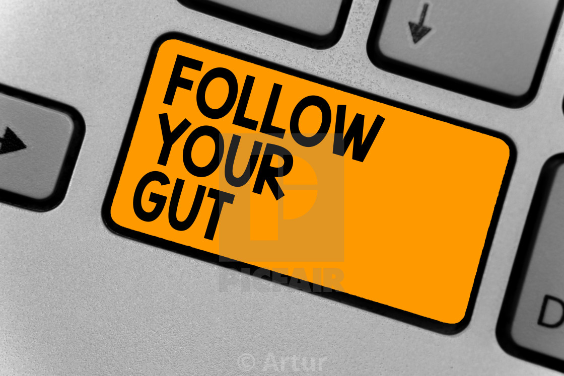 Listen To Your Gut Pdf
