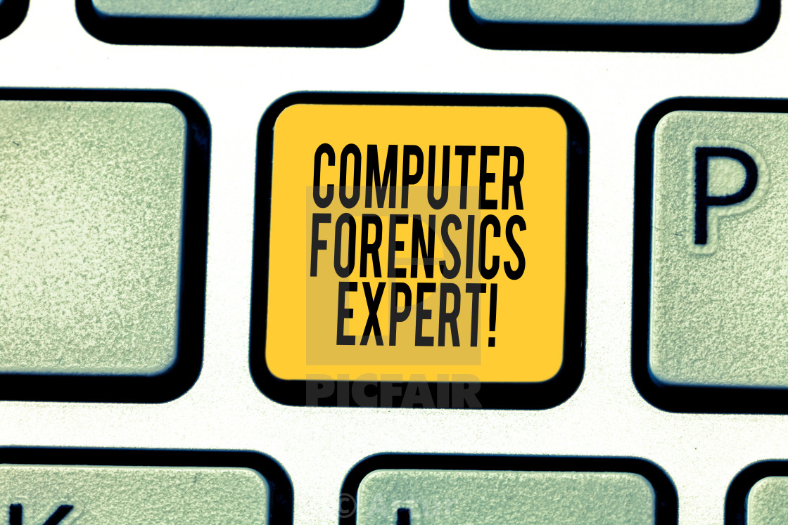 Handwriting Text Writing Computer Forensics Expert Concept Meaning License Download Or Print For 3 00 Photos Picfair