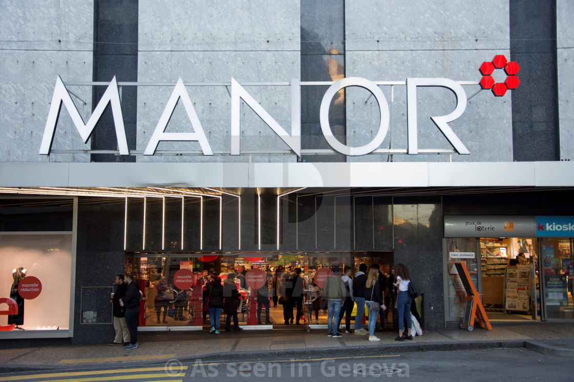 Manor Geneva