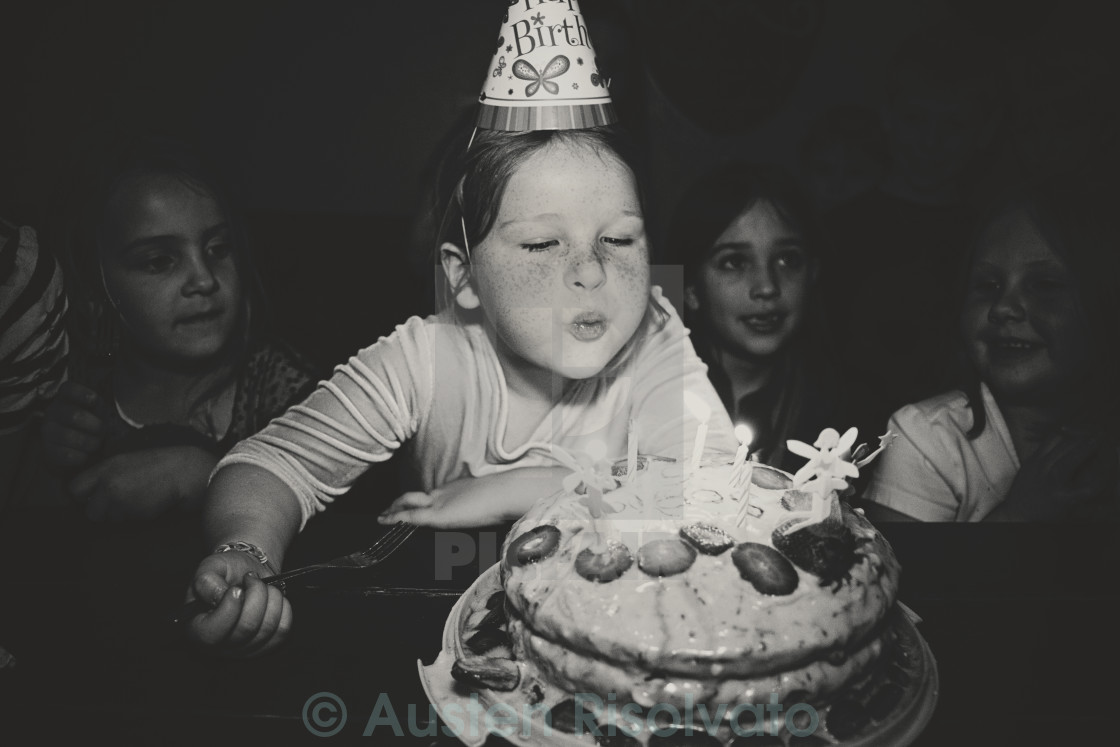"""Happy Birthday"" stock image"