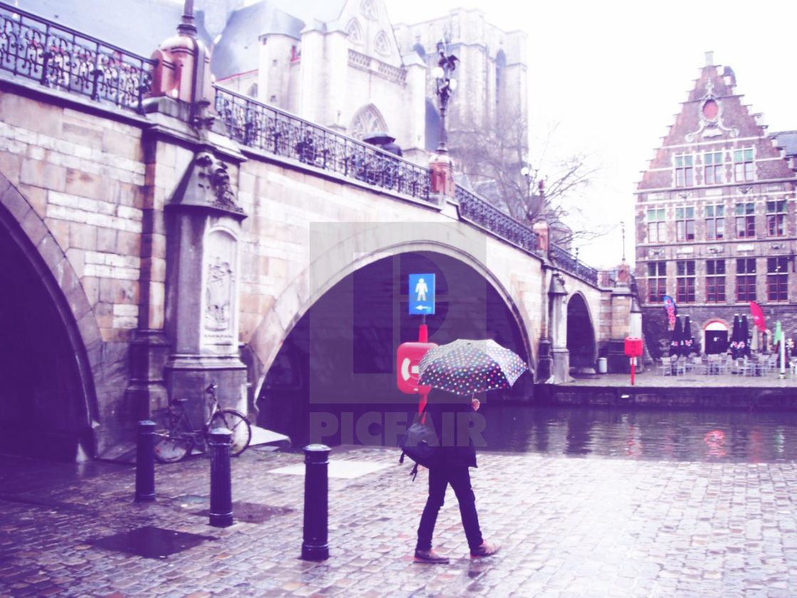 """Rain"" stock image"
