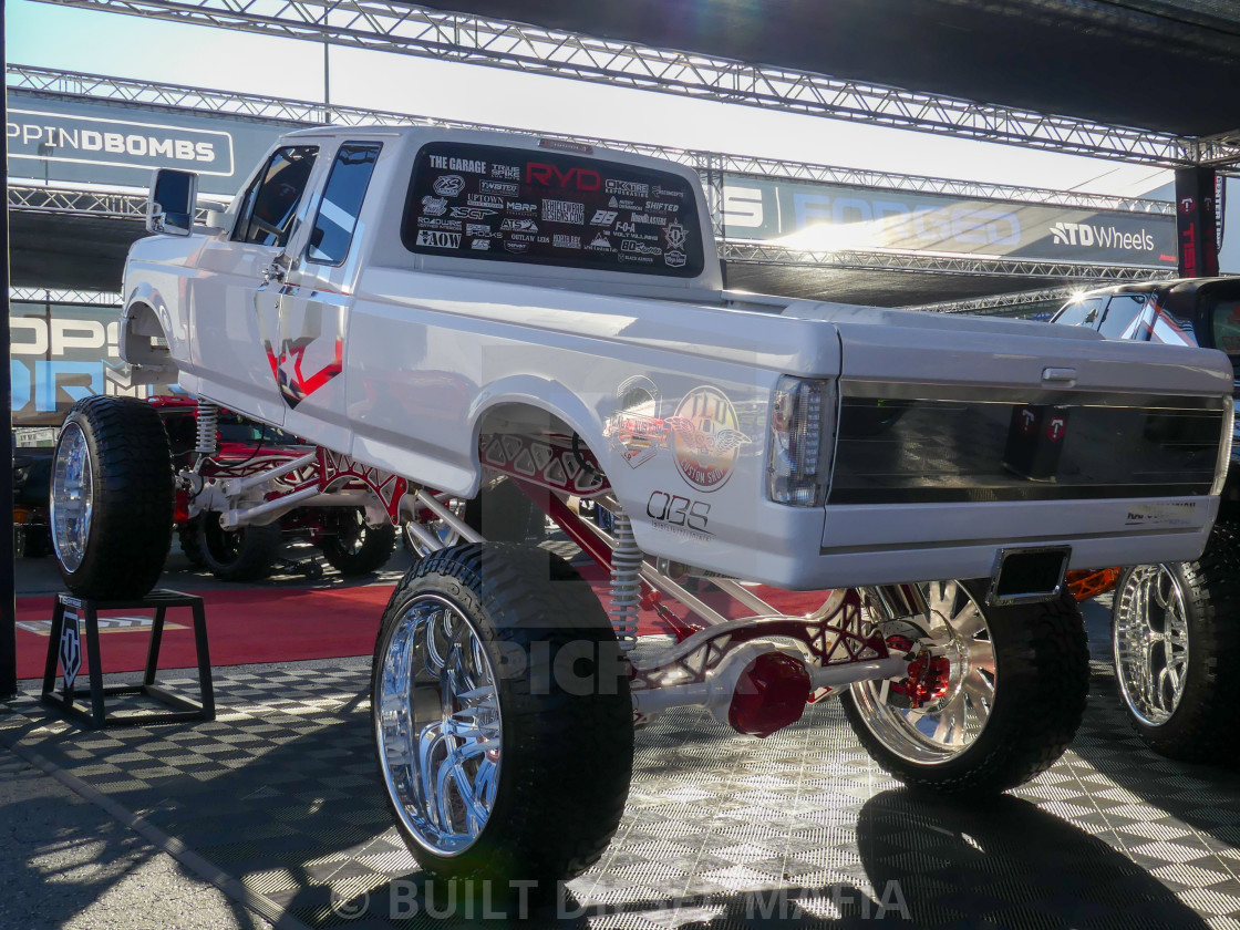Sema Truck 2019 Obs Ford License Download Or Print For 14 88 Photos Picfair