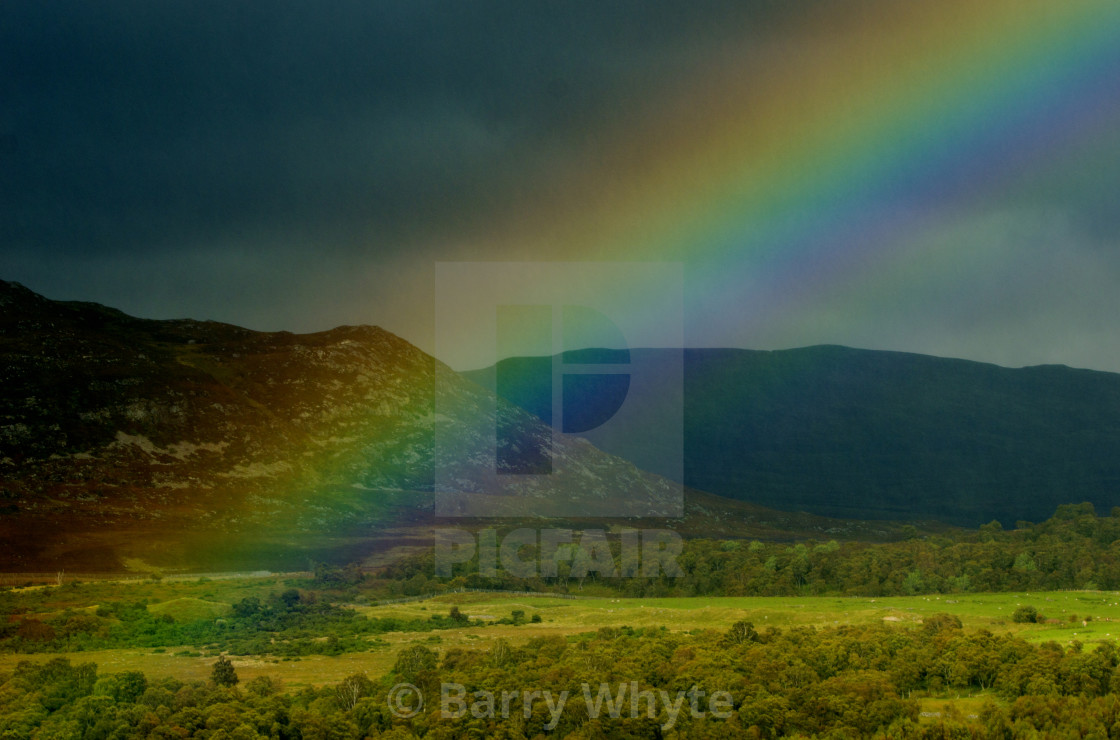 """Rainbow"" stock image"