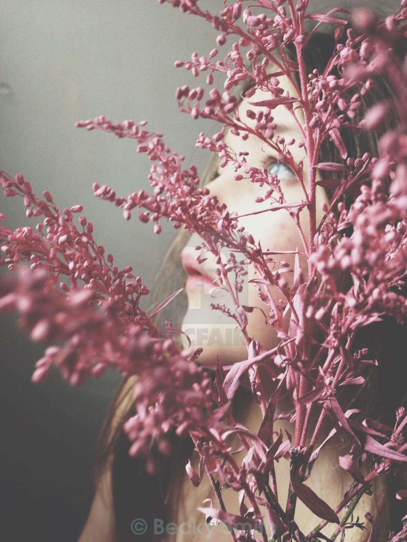 """Fleur"" stock image"