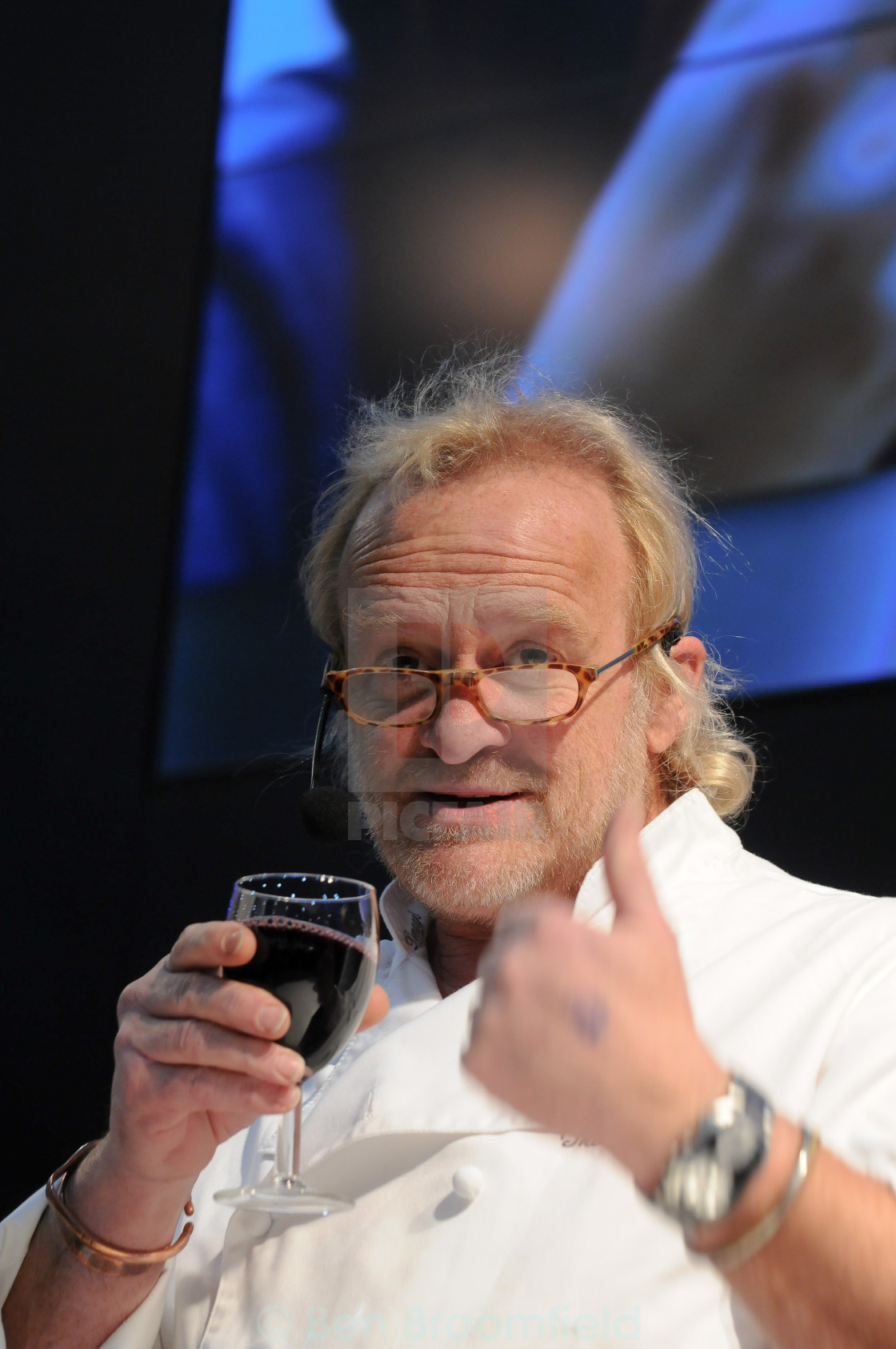 """Antony Worrall-Thompson"" stock image"