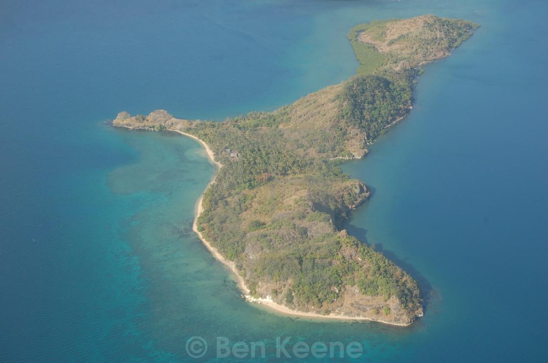 """Fijian Island"" stock image"