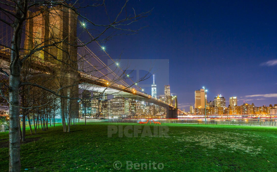 """Brooklyn"" stock image"